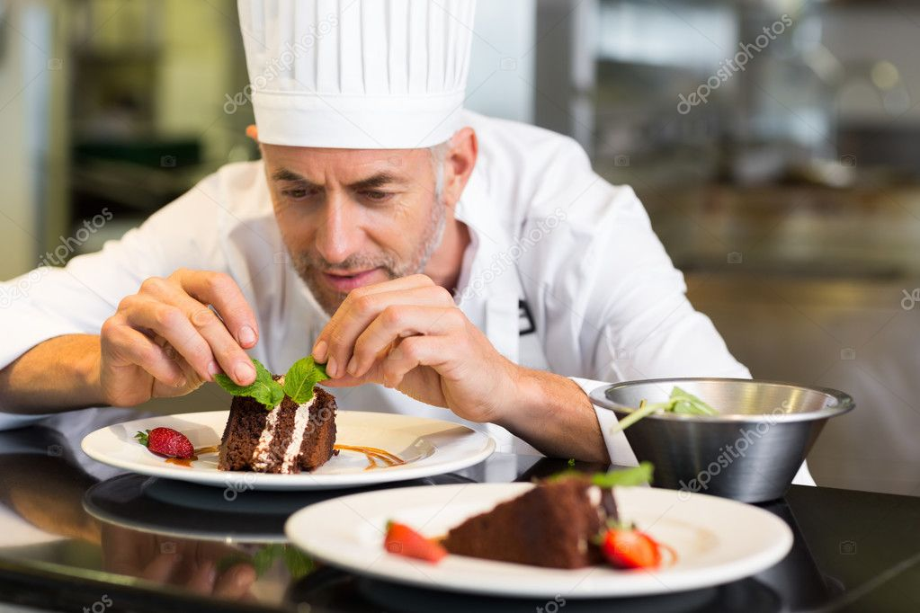 Фото и рецепты шеф-поваров тортов
