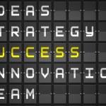Success buzzwords — Stock Photo #45103287