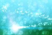 Bright light energy design in blue — Stock fotografie