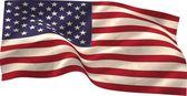 United states national flag — Stock Photo