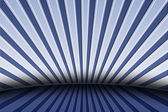 Cool linear pattern in blue — Stock Photo