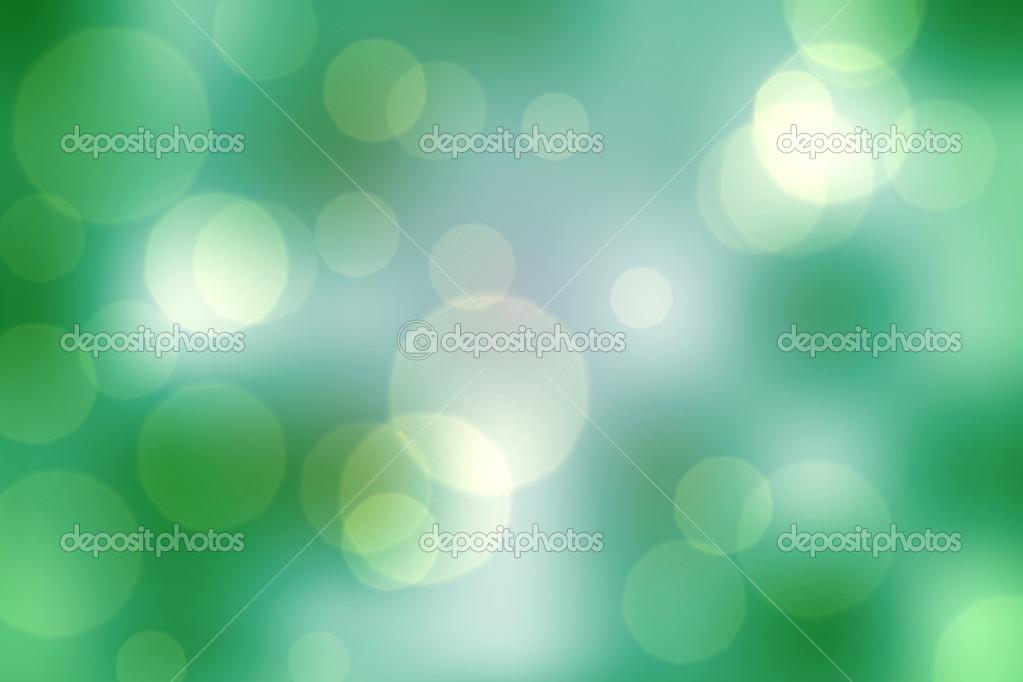 Light Green Abstract Design Digitally Generated Green Abstract Light Spot Design