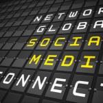 Social media buzzwords — Stock Photo #45111169