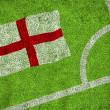 Composite image of england flag — Stock Photo #46752965