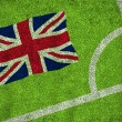 Composite image of great british national flag — Stock Photo #46755785