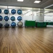 Empty fitness studio — Stock Photo #48328365