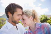 Couple spending time together — Stock Photo