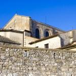 Porec - old Adriatic town in Croatia, Istria region. Popular tou — Stock Photo #25753455