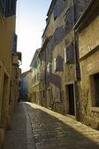 Sokakta porec, Hırvatistan — Stok fotoğraf