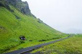Iceland summer — Stock Photo