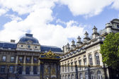 Tribunal de Grande Instance, Boulevard du Palais, Paris, France — Stock Photo