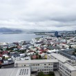 Downtown Reykjavik, Iceland — Stock Photo #30352453