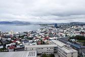 Downtown Reykjavik, Iceland — 图库照片