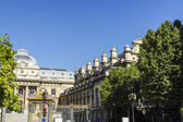 Tribunal de Grande Instance, Boulevard du Palais, Paris, France — Stock Photo
