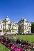 Palais luxemburg, parijs, frankrijk — Stockfoto