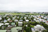 Downtown Reykjavik, Iceland — Stock Photo