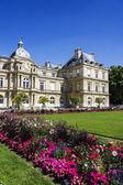 Palais Luxembourg, Paris, France — Stock Photo