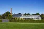 Frankendael-zabytkowa parku amsterdam, holandia — Zdjęcie stockowe