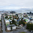 Stock Photo: Downtown Reykjavik, Iceland