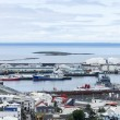 Downtown Reykjavik, Iceland — Stock Photo #38411315