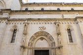 St. James's cathedral. Shibenik (Sibenik), Croatia — Stock Photo