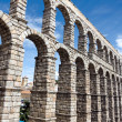 Royalty-Free Stock Photo: Roman aqueduct in Segovia