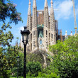 SagradFamilia, Barcelona — Stock Photo #18391857