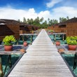 Water Villas — Stock Photo #18392251
