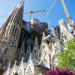 SagradFamilia, Barcelona — Stock Photo #18392707