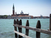 Island of San Giorgio — Stock Photo