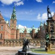 Frederiksborg Palace — Stock Photo