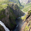 Voringfossen, Norway — Stock Photo