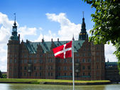 Frederiksborg Palace — Stock Photo