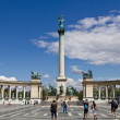 Heroes' Square in Budapest — Stock Photo #13539446