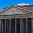 Roman Pantheon - Stock Photo