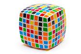 Rubik's Cube 7x7x7 — 图库照片