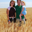 Farmer and Kids — Stock Photo #12368673