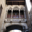 Barcelona Gothic quarter - Stock Photo