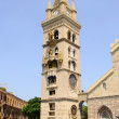 Cathedral in Duomo square in Messina — Stock Photo