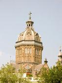Church of St. Nicholas in Amsterdam — Stock Photo
