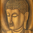 Buddha Portrait — Photo