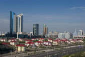 Astana Cityscape — Stock Photo