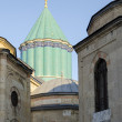 Mausoleum of Mevlana - Stock Photo