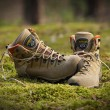 Stock Photo: Boots Asolo for trekking