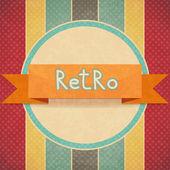 Retro background — Cтоковый вектор