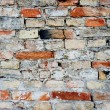 Stock Photo: Old house wall
