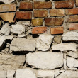 Old house wall — Stock Photo #14053087