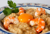 Typical portuguese dish — Stock Photo