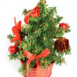 Small christmas tree - Stock Photo