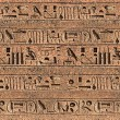 Hieroglyphs — Stock Photo #22572751